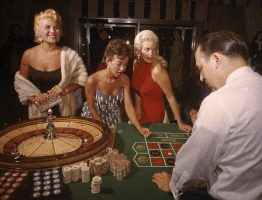 Best casino theme actors to get known